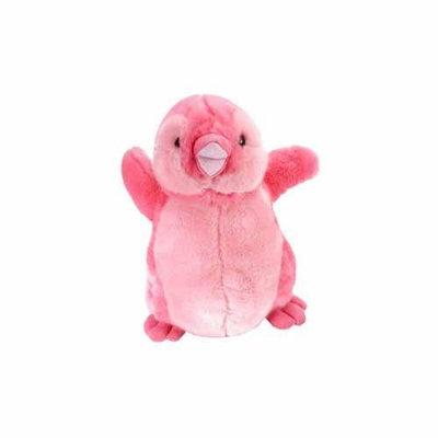 Vibes Pink Playful Penguin Cuddlekin 12 by Wild Republic