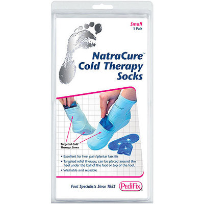 Pedifix Natracure Cold Therapy Socks, Small