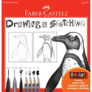 Faber-Castell Do Art Drawing and Sketching FBCY4558