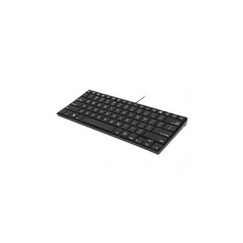 Targus Mobile Targus Keyboard - Cable Connectivity - Micro USB Interface - Black