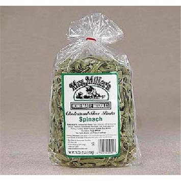 Mrs Millers BG15992 Mrs Millers Spinach Noodles - 6x14OZ