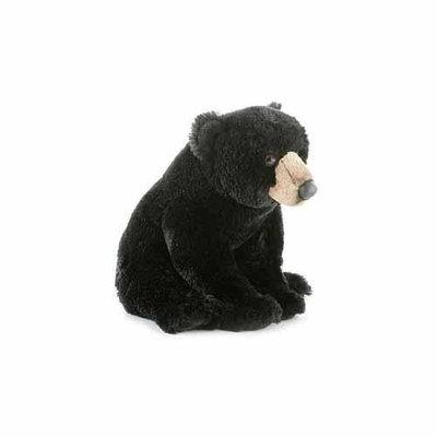 Aurora World Flopsie - Blackstone Bear Plush 12
