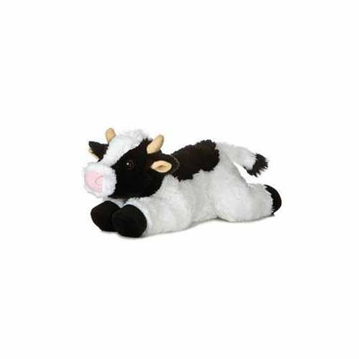 Aurora Plush Flopsie - May Bell Cow 12