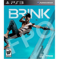 Bethesda Brink - First Person Shooter - PlayStation 3