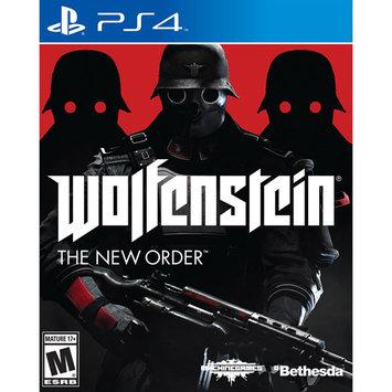 Bethesda Wolfenstein: The New Order PS4