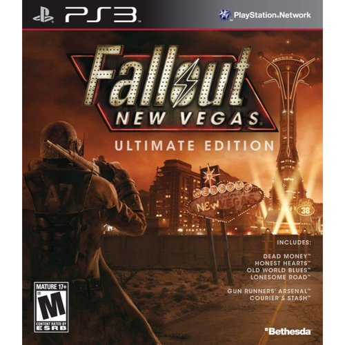 Bethesda Fallout New Vegas: Ultimate Edition - BETHESDA SOFTWORKS