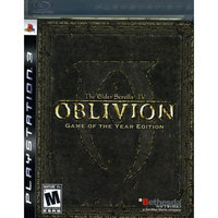 Bethesda Oblivion Game Of Year Edition - PS3