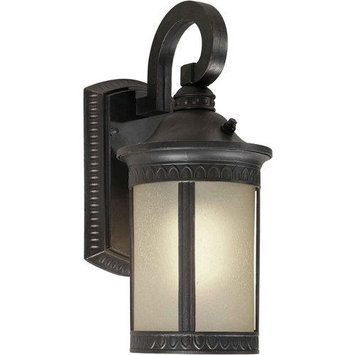 Unbranded Forte Lighting 17021-01-64 Wall Sconces, Outdoor Lighting, Bordeaux