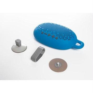 Polk Audio Boom Urchin Ready 4 Anything Bluetooth Speaker (Blue)