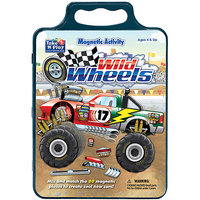 Patch 615 Activity Tin- Wild Wheels- Pack of 2