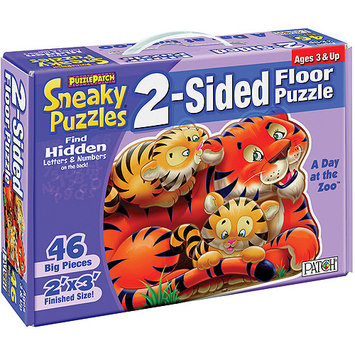 Patch Products Patch 1305 Sneaky Floor Puzzle- Emergency- Pack of 2