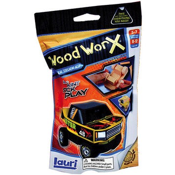 Patch Products Wood WorX Kit-Racing Car