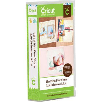 Provo Craft Cricut First Few Years Cartridge 2002092