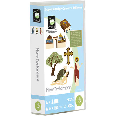 Provo Craft 2001231 Cricut New Testament Cartridge