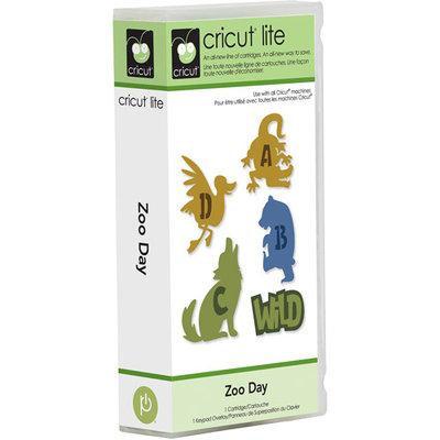 Cricut Lite - Zoo Day Cartridge