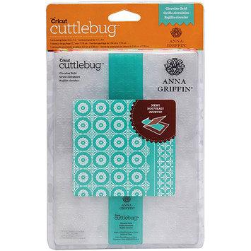 Cuttlebug 5 X7 Embossing Folder/Border Set-Anna Griffin Eyelet Stripe