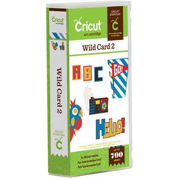 Provo Craft & Novelty Inc. Provo Craft Cricut Shape Cartridge Wild Card 2