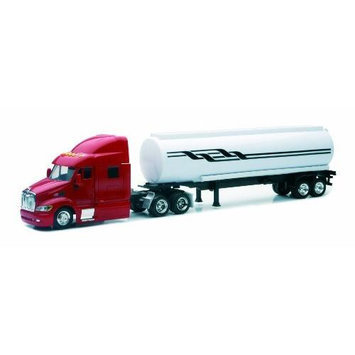 Newray Toy Truck Peterbilt 387 Petroleum Transport Tanker