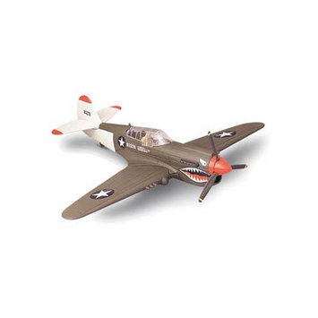 New Ray WWII Fighter Plane Model Kit (Style Varies)