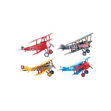 20227 Classic Bi-Plane Model Kit (12) NRYV0227 NEW RAY