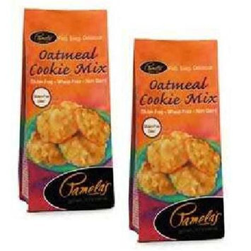 Pamela's Products Cookie Mix Gluten Free Oatmeal - 13 oz