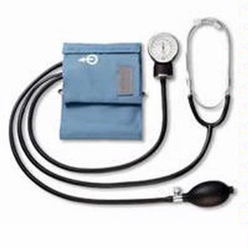 Lifesource Aneroid Blood Pressure Kit with Attached Stethoscope