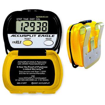 Accusplit AE170XLE-XBX Eagle 170XLE Pedometer