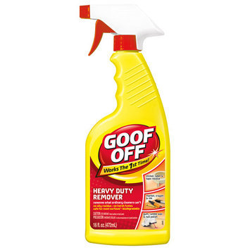Goof Off 16 Oz Trigger Spray Heavy Duty Multi-Surface Cleaner (FG800)