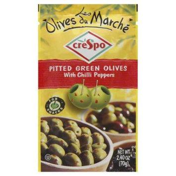 Crespo Olives 2.4oz Pack of 10
