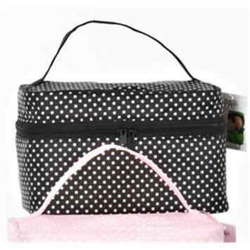Pendergrass Inc 5210 Black Black 100% soft polyester The Go Bag