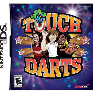 Crave Touch Darts Video Game - Nintendo DS
