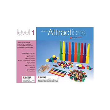 DOWLING MAGNETS DO-731301 CLASSROOM ATTRACTIONS LEVEL 1