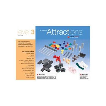 DOWLING MAGNETS DO-731303 CLASSROOM ATTRACTIONS LEVEL 3