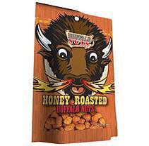 Honey Roasted Buffalo Nuts (5 oz. bags, 12 pk.)