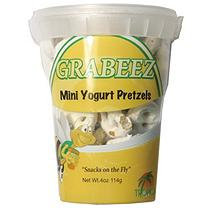 GRABEEZ Mini Yogurt Pretzels (12 ct.)