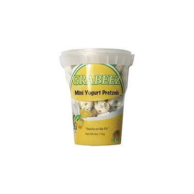 GRABEEZ Mini Yogurt Pretzels (12 ct.)