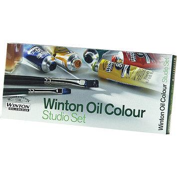 Winsor & Newton Winton Oil Color Sets, Studio Set