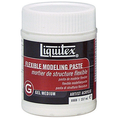 Liquitex Flexible Modeling Paste 8 oz.