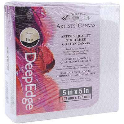 Winsor & Newton Winsor Newton Artists' Canvas DeepEdge 5 in. x 5 in. each
