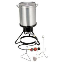 Masterbuilt 20020107 30 Quart Propane Turkey Fryer