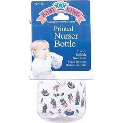 Bulk Buys Premie Baby Bottle 2 Ounce Baby Bottle - Pack of 6