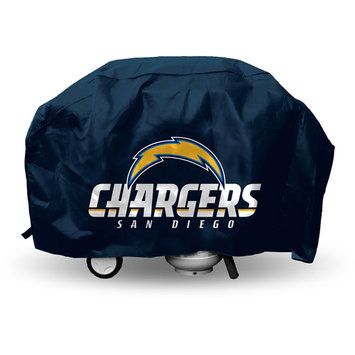 Caseys Rico San Diego Chargers Deluxe Barbeque Grill Cover