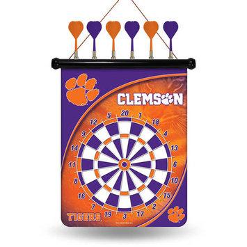 Creative Awards/nameplates Inc Clemson University Tigers Magnetic Dart Set