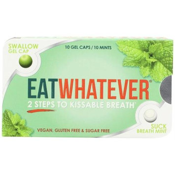 Eatwhatever Gel Caps-Mints 0.6 Oz Pack Of 9