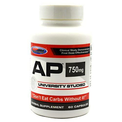 USP Labs Anabolic Pump Capsules - 60 Count