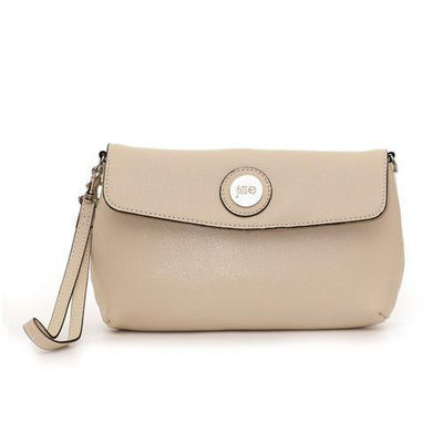 Jill.e Jill-e E-GO Essential Wristlet, Vanilla Leather