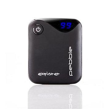 Veho PEBBLE Explorer Portable Charger (8400mAh, Black)