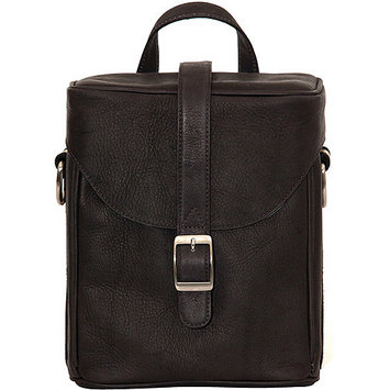 Jill-e Jack Hudson All Leather Camera Bag, Brown