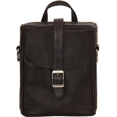 Jill-e Jack Hudson All Leather Camera Bag, Brown