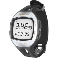 Sportline SB1064BK S12 Heart Rate Monitor and Pedometer.